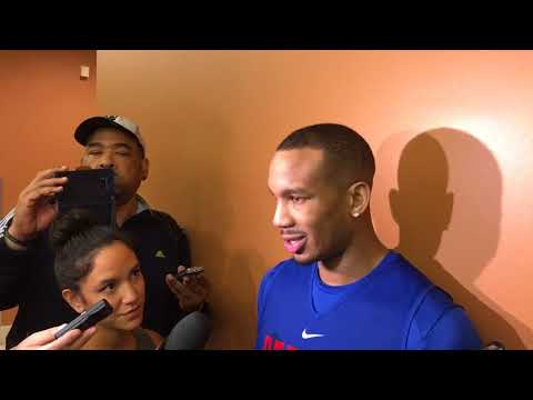 Avery Bradley recalls day Boston Celtics traded him, favorite memory with team