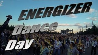 Dance day ENERGIZER. Самый массовый урок танца с Евгением Папунаишвили на ВДНХ