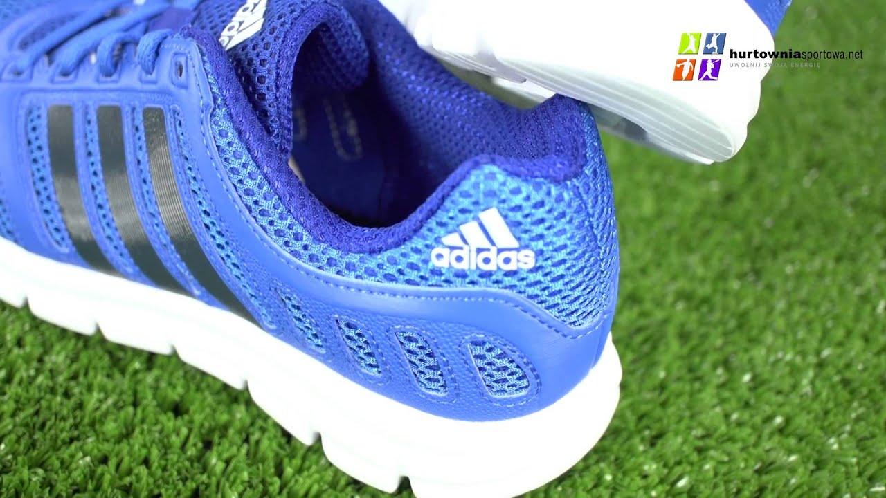 d2a3d1657 Buty biegowe adidas breeze 101 2 M B40891, B40888, B40890 - YouTube