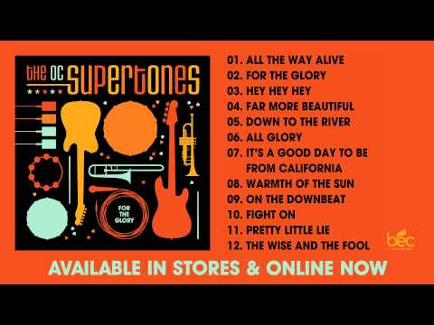"The O.C. Supertones ""For The Glory"" FULL STREAM Listening Party"