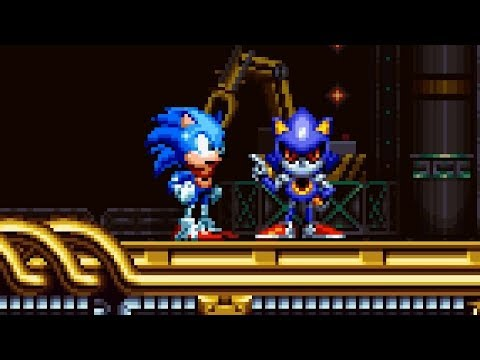Sonic Mania Boomed | Sonic Mania PLUS Mods ⮚ Gameplay