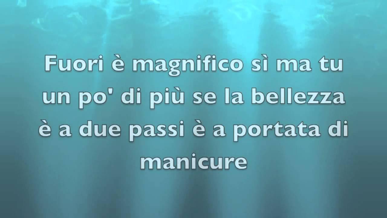 Download Fedez MAGNIFICO feat Francesca Michielin TESTO