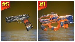 Top 10 Rarest Apex Legends Weapon Skins
