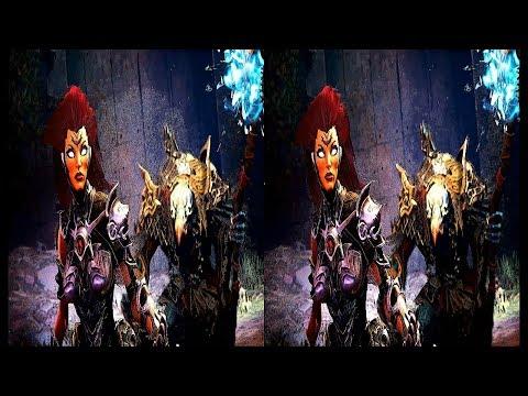 3d video sbs Darksiders 3 Envy
