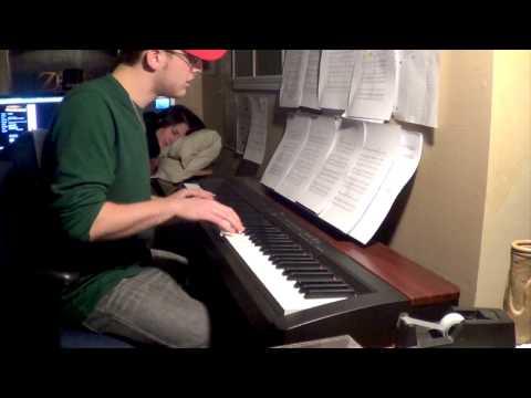 Train  Drops of Jupiter for Piano Solo HD