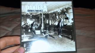 Pantera: Original Album Series