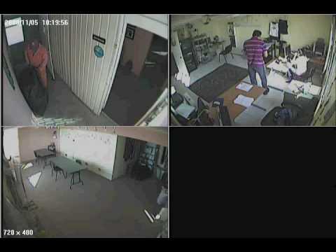 Camaras en oficina youtube for Camara oculta en la oficina