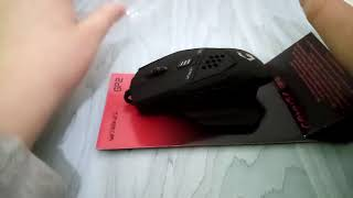 UNBOXING DEL NUOVO MOUSE DA GAMING *esplode?*