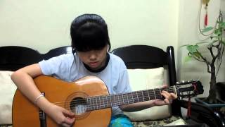 [HD 720p] Tình cha guitar cover