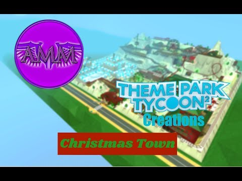 TPT2 Creations: Christmas Town (Full Walk-through)