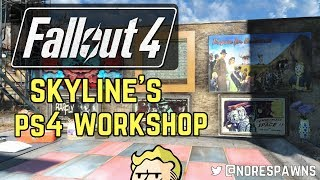 Fallout 4 Mod Review – Skyline's PS4 Workshop