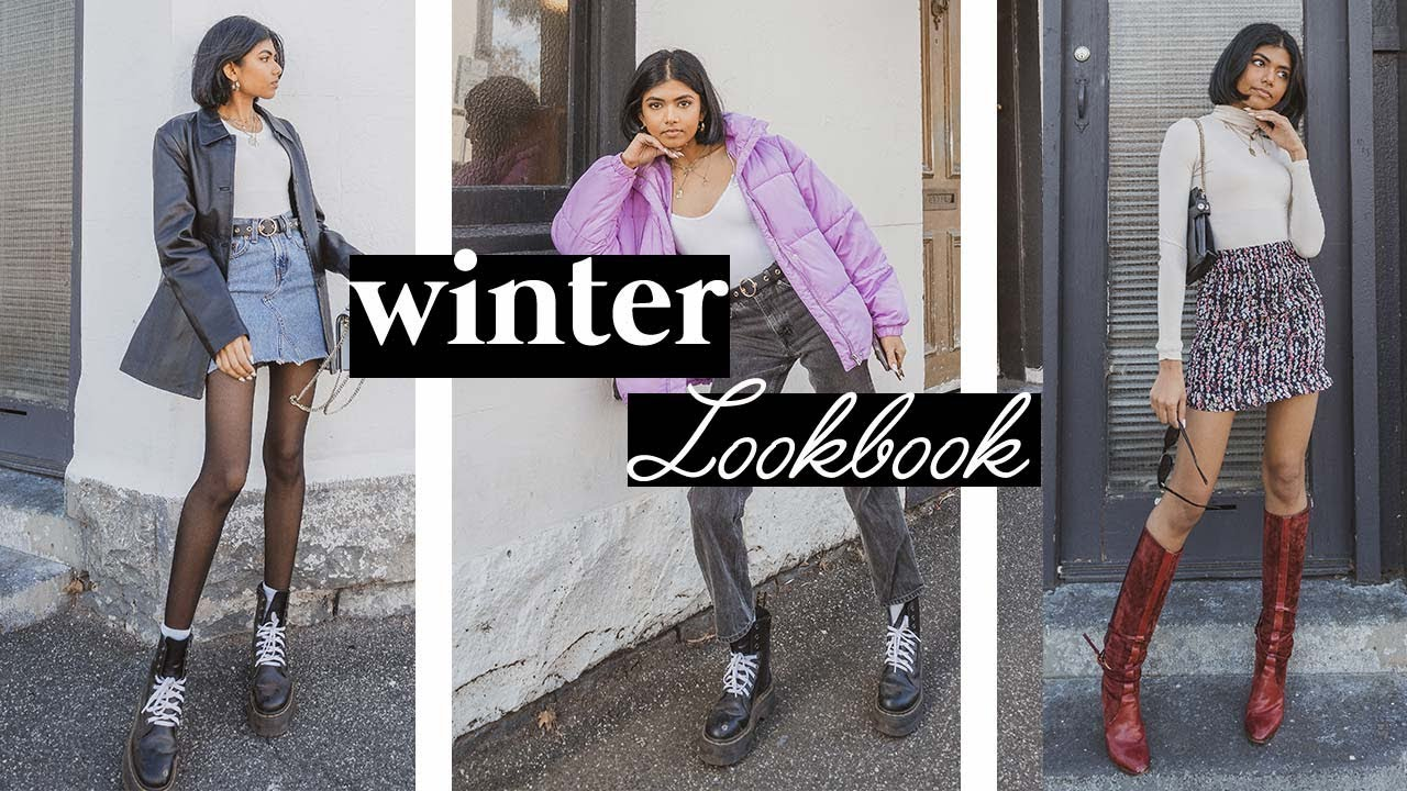 Winter Lookbook | Casual Outfit Ideas 9