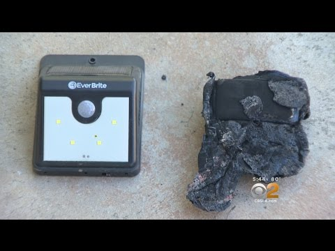 2 On Your Side: Solar Light Safety