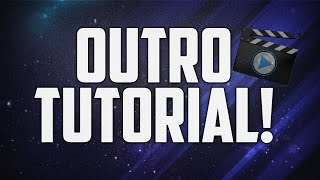 How To Make An Outro For YouTube Videos In Photoshop 2016 (Outro Tutorial Guide)