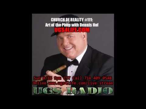 Dennis Hof on NWA Movie and Rap Music UGS Radio COR Interview