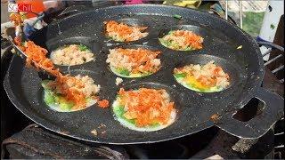 Bánh trứng nướng và bà Thím vui tính nhất Sài Gòn