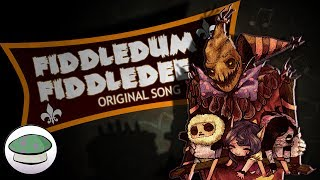 Repeat youtube video Fiddledum, Fiddledee (Nevermore) - The Yordles (Original Song)