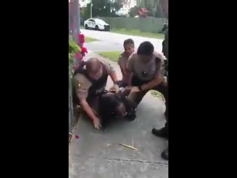 Miami Dade Police Officers Attack Black Woman Who Called Them For Help