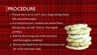 Alive and Well: Elana's Pantry Paleo Healthy Chocolate Chip Cookies | Dr. Martha Howard
