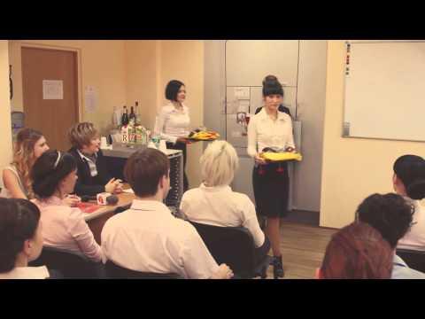 Как стать стюардессой в Москве :: как учиться на