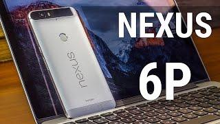 Обзор Huawei Nexus 6P - стоит ли покупать Nexus 6P весной 2016 года от FERUMM.COM