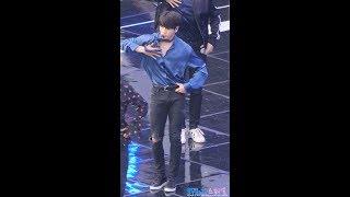 171101 방탄소년단 'DNA' 리허설 정국 직캠 BTS Jungkook Rehearsal fancam (광화문 평창올림픽 G-100) by Spinel