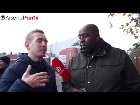 Man Utd vs Arsenal 1-1 | You Were Lucky says Utd Fans (Feat UPTV)