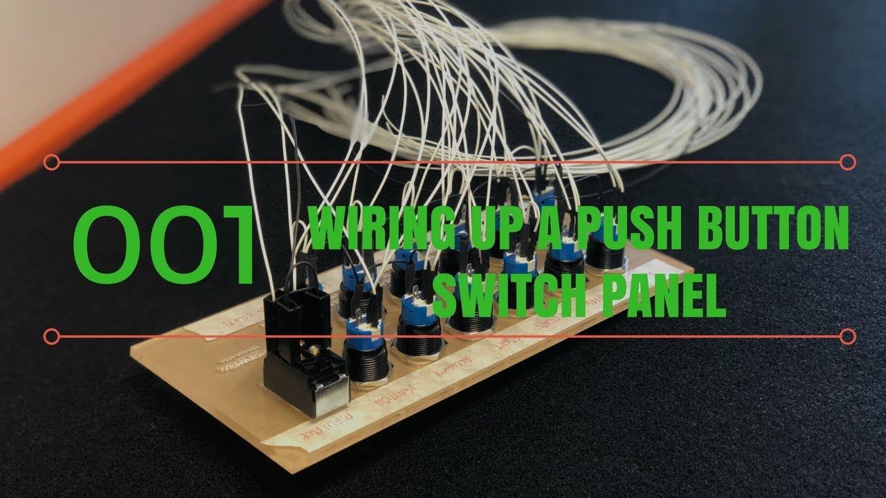 Switch Panel Wiring Up | Wiring Diagram on