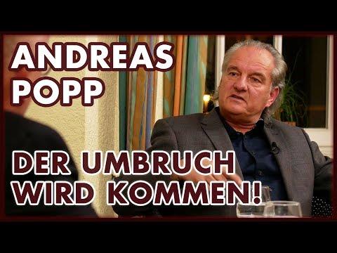 Andeas Popp: Der Umbruch wird kommen.