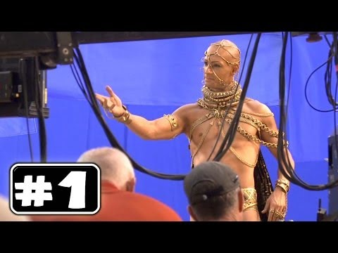 Behind the Scenes of 300 RISE OF AN EMPIRE...