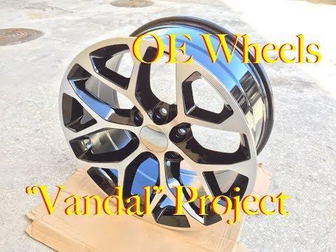 OE Wheels on the