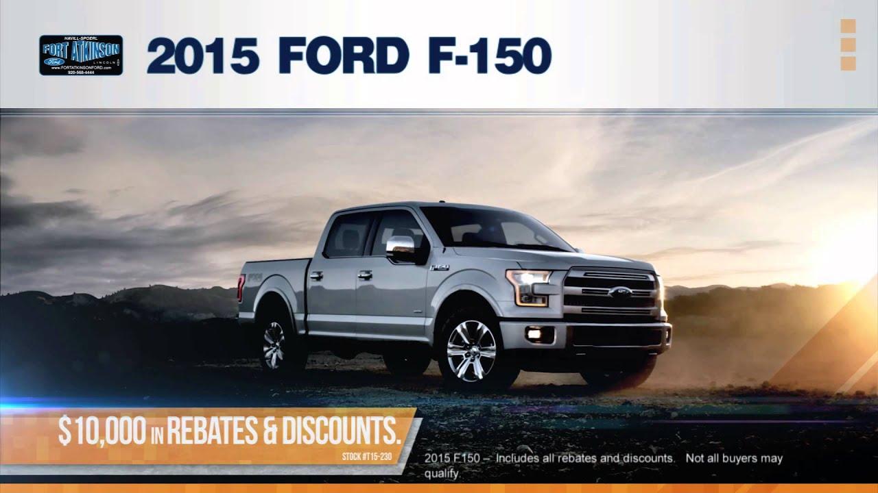 Havill Spoerl Ford >> Havill Spoerl Ford Linclon Summer Savings Event Revised