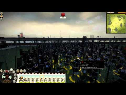 """Let's Play: Shogun 2: Total War - Ep3 """"My Enemies are Many"""" by DiplexHeated  """