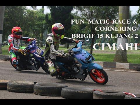 Fun Matic Race & Cornering Brigif Special With Wawan Hermawan ART