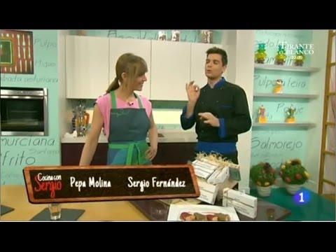 Conservas chanquete en cocina con sergio youtube - Cocina con sergio pepa ...
