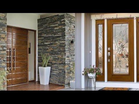 Beautiful Front Door Exterior Decoration Ideas 2020
