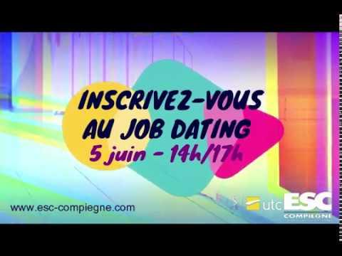 participer à un job dating