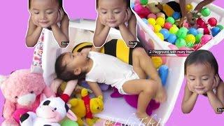 Children Toys ❤ Dolls Bath - Happy Dolls Washing Washing Washing Favorite Dolls