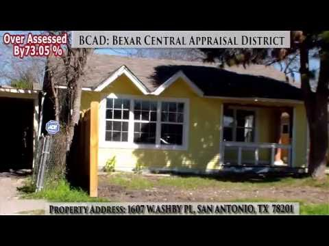 BexarCAD County Property Assessment Oops #40