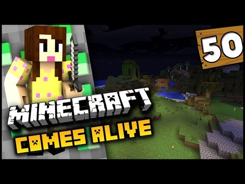 WHERE IS JAKE?! - Minecraft Comes Alive 2 - EP 50