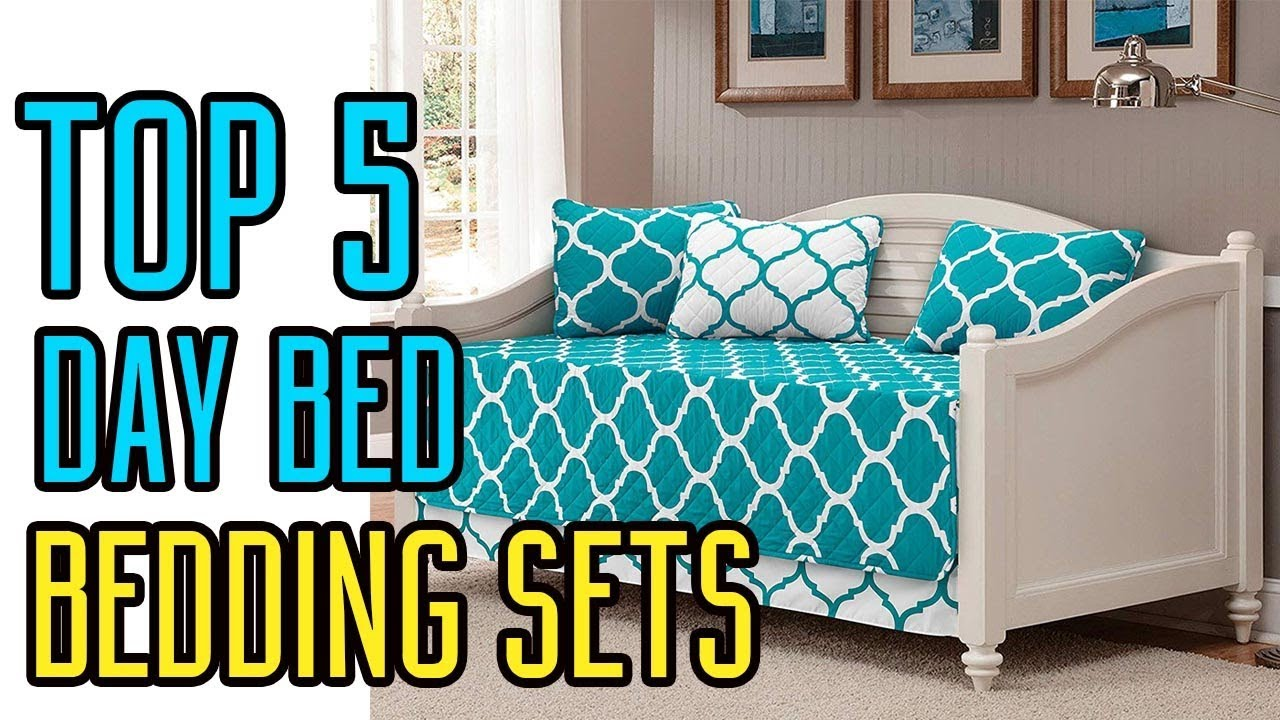 - Daybed Bedding Sets 2018 - Best Daybed Bedding Sets Reviews - YouTube