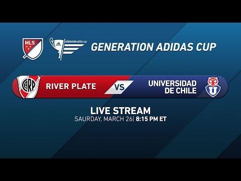 Generation adidas 2016   River Plate vs Universidad de Chile - Champions Division FINAL