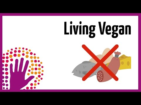 Living Vegan – What Does It Mean?