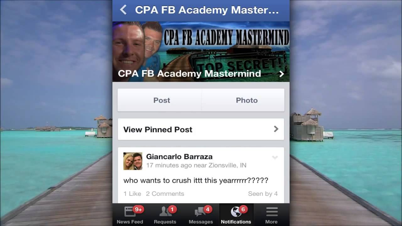 Facbook PPC Training Running CPA Offers - YouTube