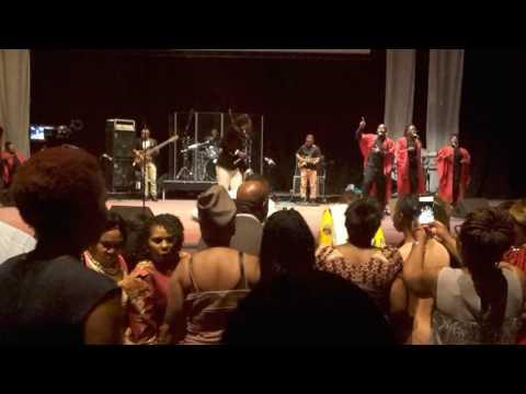 Mkhululi Bhebhe  aka Umshini - Live London 2017 - Hakuna Zvinorema (Shona Traditional Gospel)