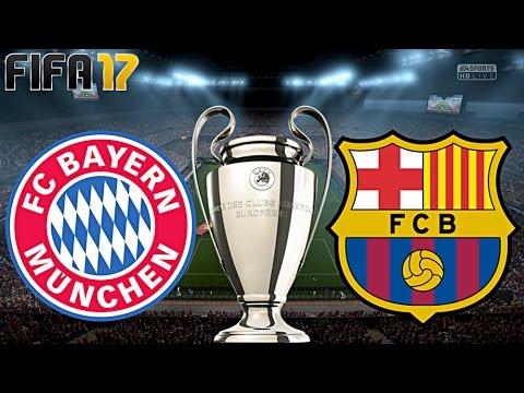 FIFA 17 - FC BAYERN MÜNCHEN vs. FC BARCELONA | CHAMPIONS LEAGUE FINALE ◄FCB #62►