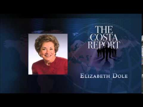 Elizabeth Dole - The Costa Report - November 12, 2013