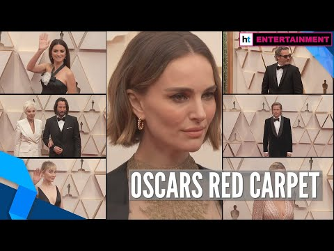 oscars-2020:-natalie-portman,-brad-pitt,-keanu-reeves-&-others-dazzle-at-red-carpet