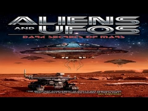 Aliens & UFOs: Dark Secrets of Mars - Extraterrestrial Intelligence in our Solar System! part 1