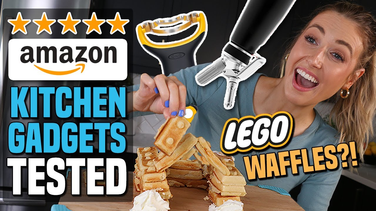 Download Testing KITCHEN GADGETS from AMAZON... is anything worth buying???